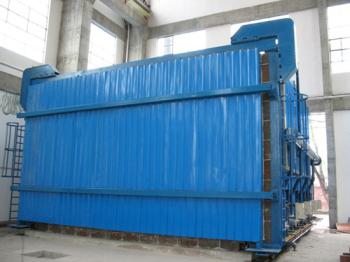 移动罩式轻型燃油炉